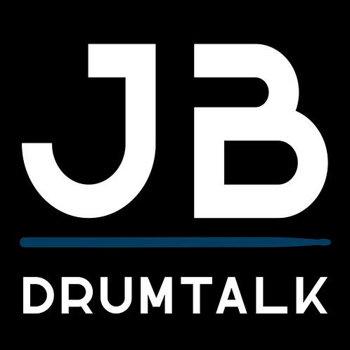JBDrumTalk Sticker