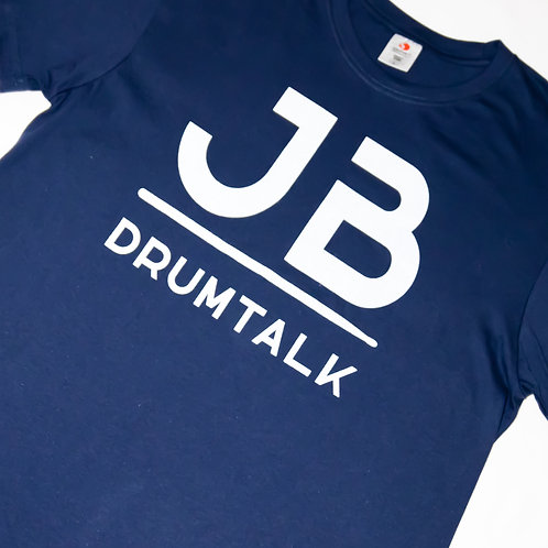 JBDrumTalk Shirt (Blue)