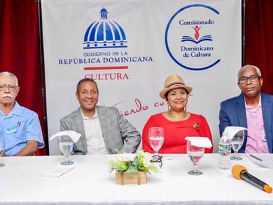 Comisionado Dominicano de Cultura decide en Asamblea Especial, celebrar la Primera Feria Cultural y