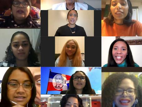 Estudiantes universitarios dominicanos en los Estados Unidos rinden homenaje a Juan Pablo Duarte