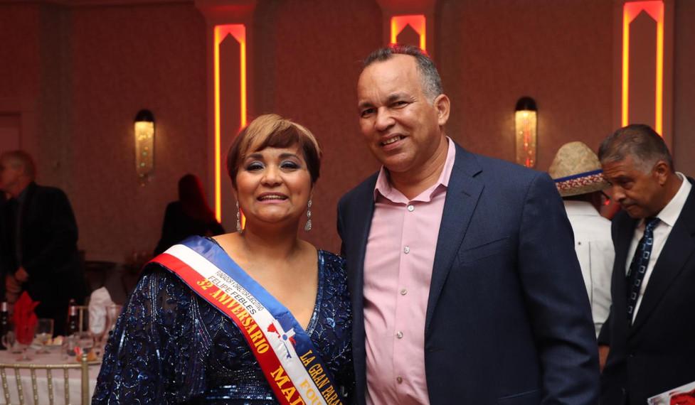Gala de celebración de la 32 Parada Dominicana del Bronx