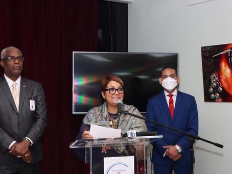 Comisionada Lourdes Batista anuncia donde será celebrada Primera Feria Cultural y XII del Libro