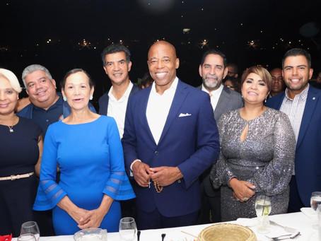 Parada Dominicana de Brooklyn reúne en su Cena de Gala a líderes de la ciudad de Nueva York
