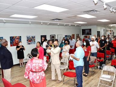Comisionado Dominicano de Cultura en  los Estados Unidos Realiza VI reunión organizativa ordinaria