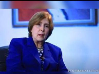 Ministra Carmen Heredia llama de forma repentina a programa de televisión en NYC