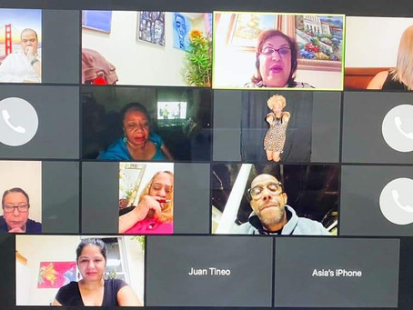 CODOCUL realiza encuentro virtual con principales y maestros de la ciudad de New York