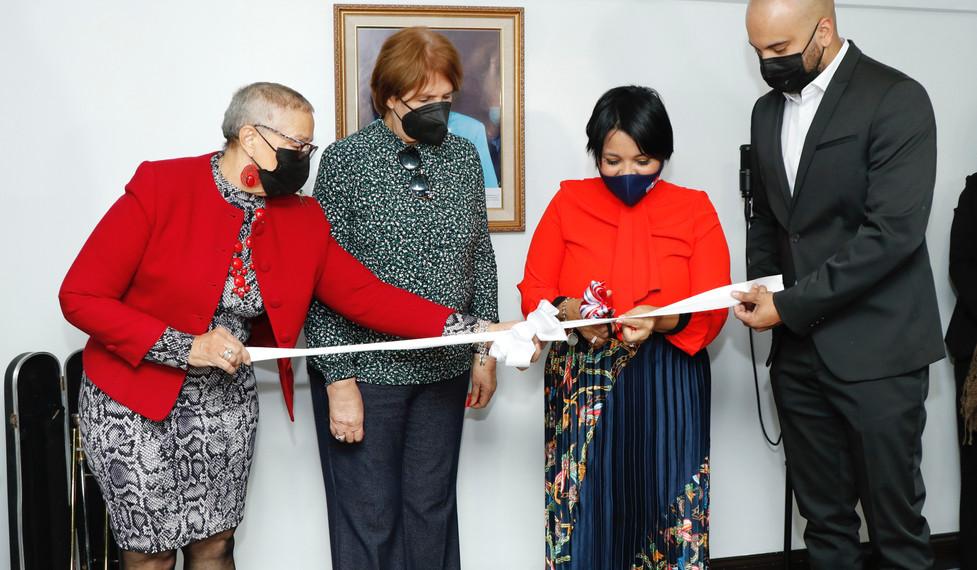 Inauguración Escuela de Música Tilsia Caridad Brens