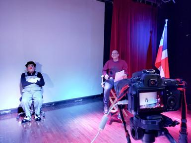 Taller de iniciación teatral llena de conocimiento y alegría a niños de Estados Unidos y República D