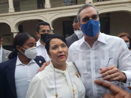 La Comisionada de Cultura en los Estados Unidos realiza fructífera visita a Santo Domingo