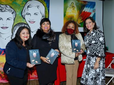 Comisionado Dominicano de Cultura pone en circulación libro del comunicador Yaqui Nuñez del Risco.
