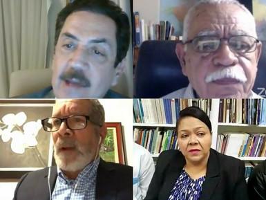 """Comisionado Dominicano de Cultura presentó con éxito  """"Los Palmeros en la Historia dominicana"""""""