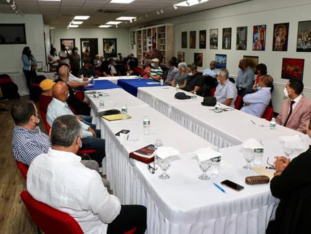 En Comisionado Dominicano de Cultura crece entusiasmo y alegría al acercarse Feria del Libro NYC