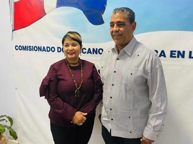 Congresista Adriano Espaillat expresa su apoyo a primera Feria Cultural y XII del Libro