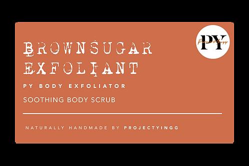 Brown Sugar Exfoliant