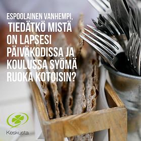 Espoon Keskusta jyrähtää lihan kotimaisuusasteesta Espoossa