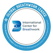 Breathwork badge - logo to add to my sit