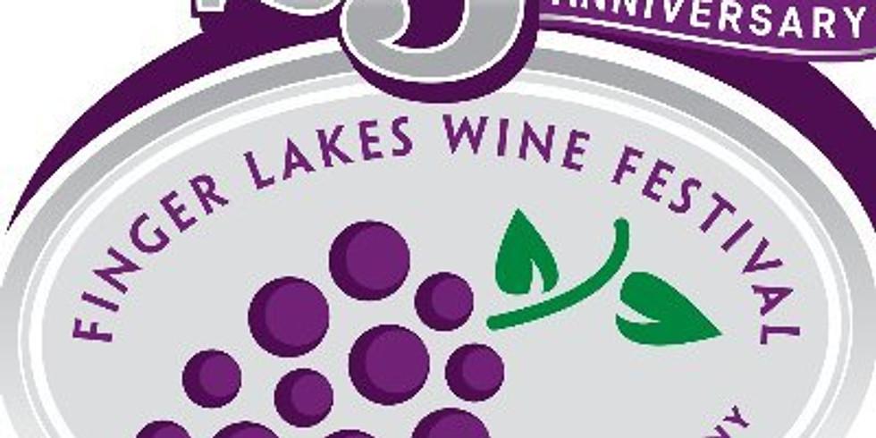 Finger Lakes Wine Festival & Historic Formula 1 Racing