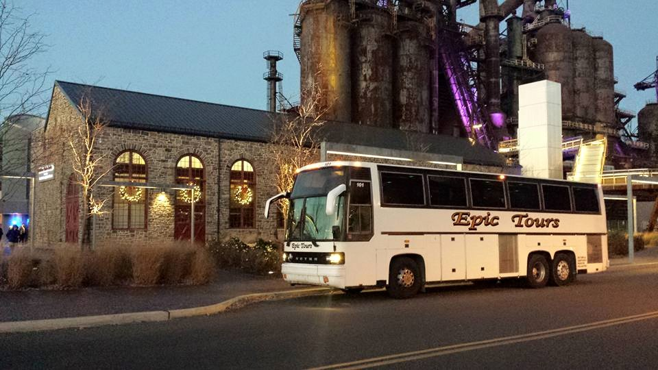 51 Passenger Bus