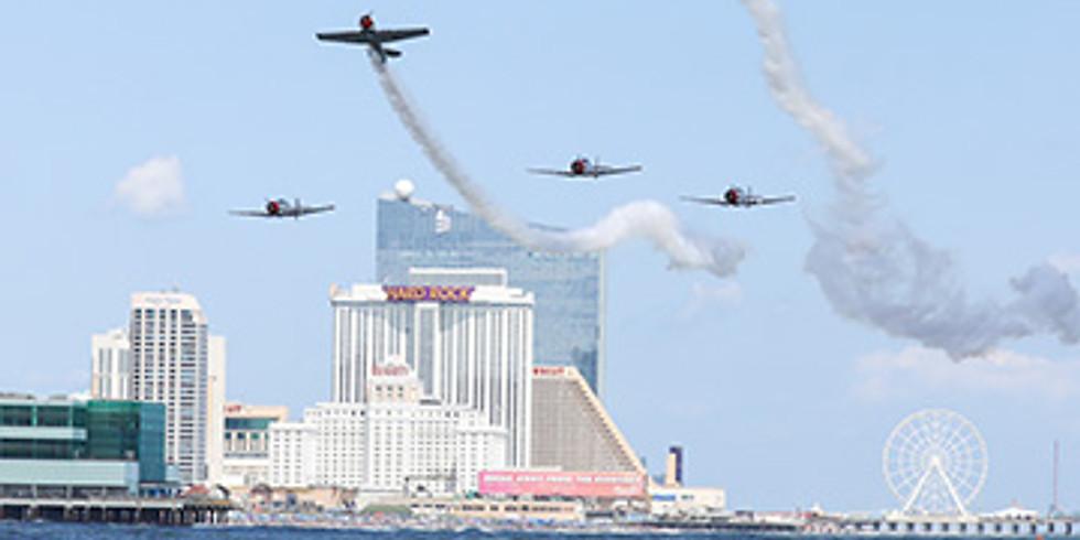 Epic's Thunder Over Boardwalk - Atlantic City Air Show & Casino