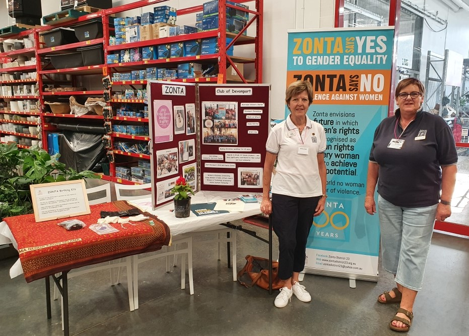 Bunnings Community Event