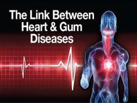 The Link Between Heart and Gum Disease