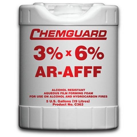 Espuma AR-AFFF 3% 6%