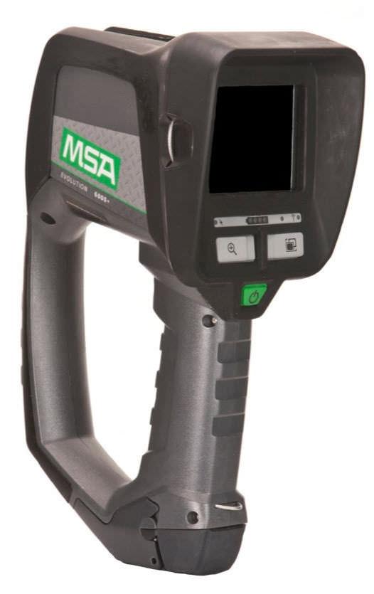 Cámara térmica 6000 MSA
