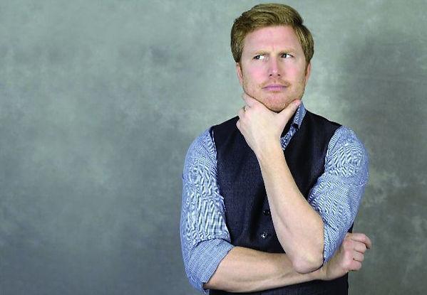 Motivational speaker, author, TV personality. Stuart Knight