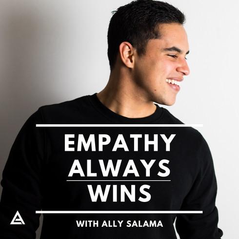 Entrepreneur, Middle Eastern youth mental health ambassador and Podcaster Ally Salama