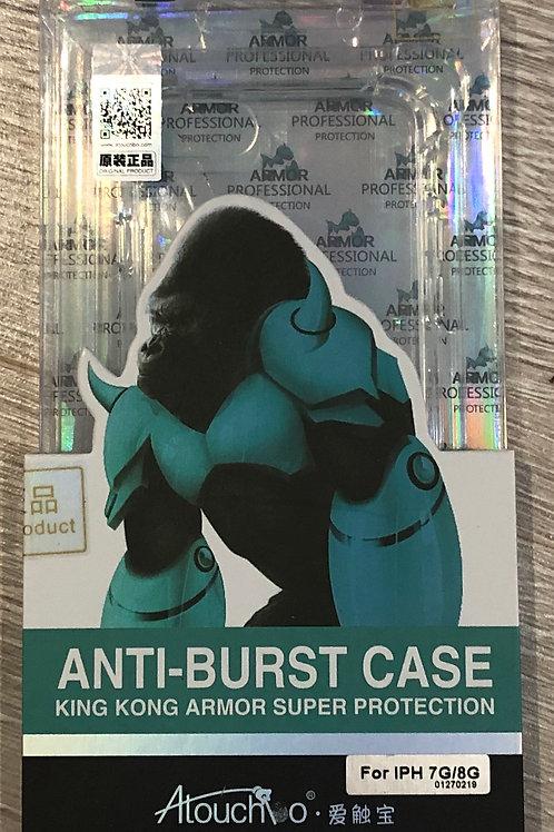 iPhone Clear Tough Case