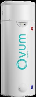 OVUM Standspeicher - Brauchwasserwärmepumpe - Luft