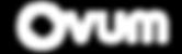 Logo OVUM_ohne_claim_weiß_größerer Rand