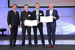 Auszeichnung beim Staatspreis Innovation und beim Futurezoneaward