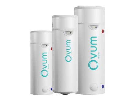 OVUM Warmwasserbereitung für den modernen Wohnbau samt Zubehör