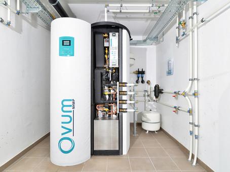 Installation der ersten OVUM NHWP & Start der Serienproduktion