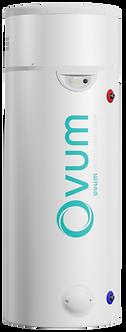 OVUM Standspeicher - Brauchwasserwärmepumpe - Wasser