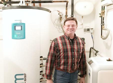 Das Null-Energie-Haus dank modernster Wärmepumpe
