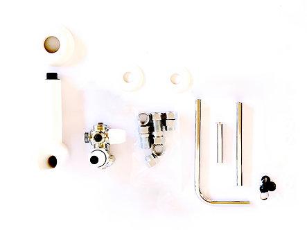 Speicheranschlussgarnitur