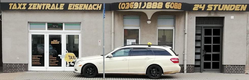 Taxi Zentrale Eisenach