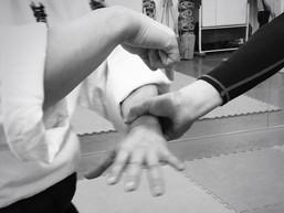割愛した 状況を動かす手首の変化
