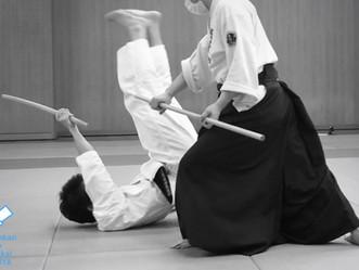 剣杖ができると体術にどう役立つのか -前編