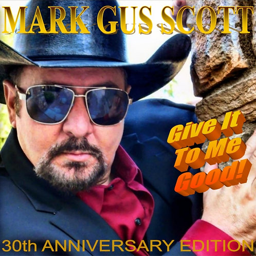 """Personally Autographed """"Give It To Me Good"""" / """"With You..."""" CD - US ORDERS ONLY"""