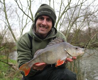 Fishing at Westerly Lake York