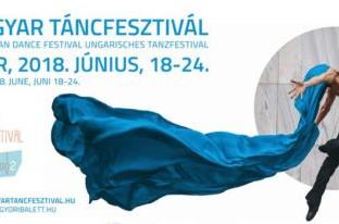 GYÖR / Ungarn: MAGYAR TÁNCFESZTIVÁL 2018 in Györ. Teil 2 ein von ungarischer Freude am Tanz geprägte