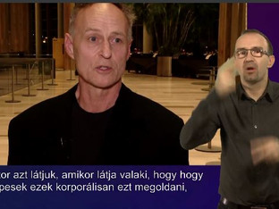 Madarak - videóinterjú