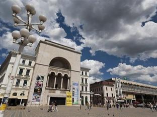 O luna de spectacole. Programul lunii aprilie la Teatrul National Timisoara
