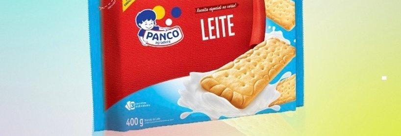 Panco biscoito de leite