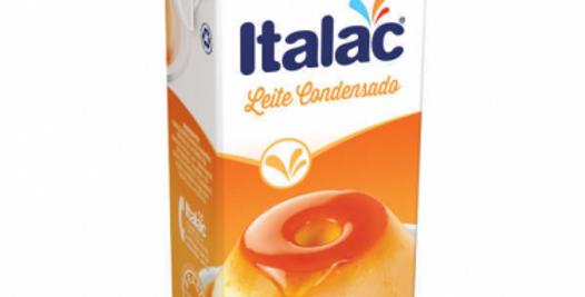 Italac leite condensando 395g