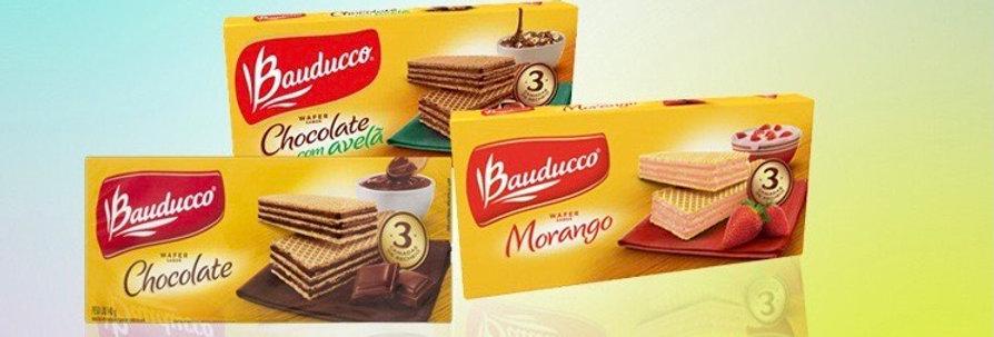 Biscoito recheado Wagner bauducco 140g