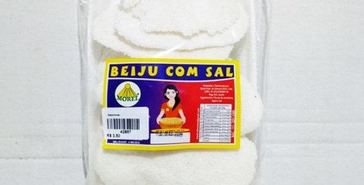 Beiju com sal 200g